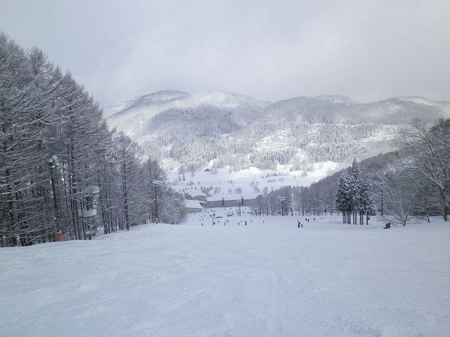 タングラム斑尾スキー場